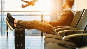 Supplements Urlaub Flugzeug