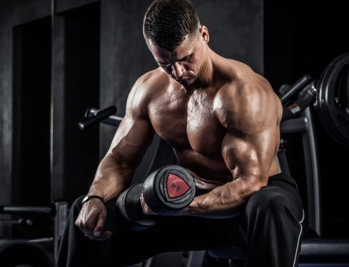 """Muskel Pump beim Training erhöhen: 3 Wege für """"sofort"""" mehr Pump"""
