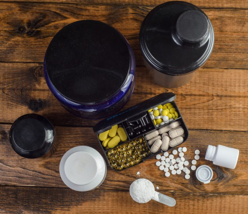 Supplements selber bauen